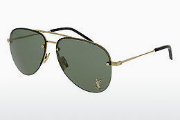 Ophthalmic Glasses Saint Laurent CLASSIC 11 M 003 - Gold