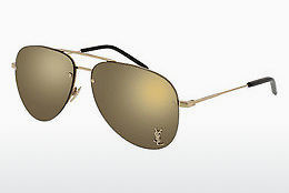 Ophthalmic Glasses Saint Laurent CLASSIC 11 M 004 - Gold