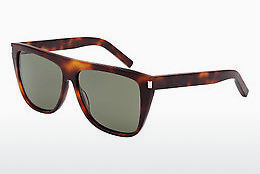 Ophthalmic Glasses Saint Laurent SL 1 003 - Brown, Havanna