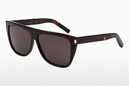 Ophthalmic Glasses Saint Laurent SL 1 004 - Brown, Havanna