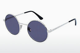Ophthalmic Glasses Saint Laurent SL 136 ZERO 001 - Silver
