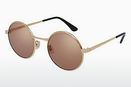 Ophthalmic Glasses Saint Laurent SL 136 ZERO 004 - Gold