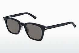 Ophthalmic Glasses Saint Laurent SL 138 SLIM 001 - Black
