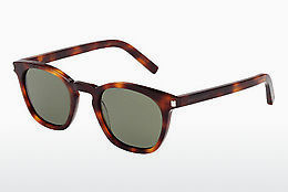 Ophthalmic Glasses Saint Laurent SL 28 003 - Brown, Havanna