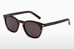 Ophthalmic Glasses Saint Laurent SL 28 004 - Brown, Havanna