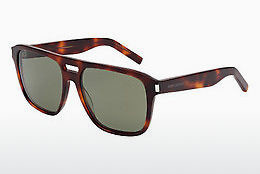 Ophthalmic Glasses Saint Laurent SL 87 003 - Brown, Havanna