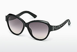 Ophthalmic Glasses Swarovski SK0111 01B - Black, Shiny