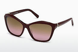 Ophthalmic Glasses Swarovski SK0135 71F - Burgundy, Bordeaux