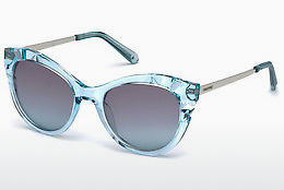 Ophthalmic Glasses Swarovski SK0151 84W - Blue, Azure, Shiny