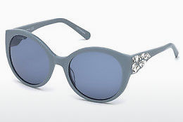 Ophthalmic Glasses Swarovski SK0174 84V - Blue, Azure, Shiny