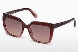 Ophthalmic Glasses Swarovski SK0179 71F - Burgundy, Bordeaux