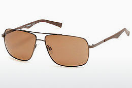 Ophthalmic Glasses Timberland TB9107 50H - Brown, Dark