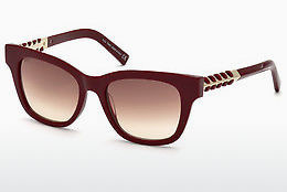 Ophthalmic Glasses Tod's TO0200 69F - Burgundy, Bordeaux, Shiny