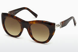 Ophthalmic Glasses Tod's TO0214 56F - Brown, Havanna