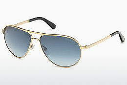 Lunettes de soleil Tom Ford Marko (FT0144 28W) - Or