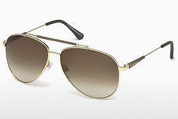 Ophthalmic Glasses Tom Ford Rick (FT0378 28J) - Gold