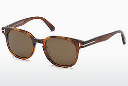 Ophthalmic Glasses Tom Ford Frank (FT0399 48B) - Brown, Dark, Shiny