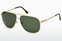 Lunettes de soleil Tom Ford Dominic (FT0451 28N) - Or