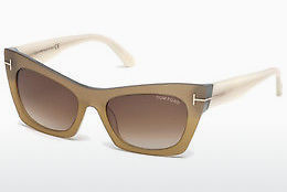 Ophthalmic Glasses Tom Ford Kasia (FT0459 38F) - Bronze