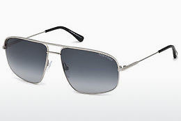 Ophthalmic Glasses Tom Ford Justin Navigator (FT0467 17W) - Grey, Matt, Palladium