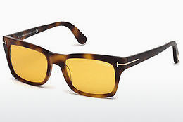 Ophthalmic Glasses Tom Ford Frederik (FT0494 52E) - Brown, Dark, Havana