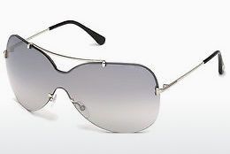 Ophthalmic Glasses Tom Ford Ondria (FT0519 16C) - Silver, Shiny, Grey