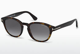 Ophthalmic Glasses Tom Ford Von Bulow (FT0521 52B) - Brown, Dark, Havana