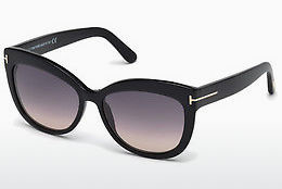 Ophthalmic Glasses Tom Ford Alistair (FT0524 01B) - Black, Shiny