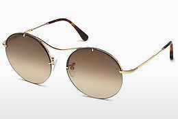 Ophthalmic Glasses Tom Ford FT0565 28F - Gold