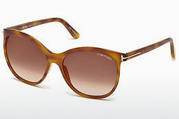 Ophthalmic Glasses Tom Ford FT0568 53G - Havanna, Yellow, Blond, Brown