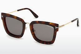 Lunettes de soleil Tom Ford FT0573 55A - Multicolores, Brunes, Havanna