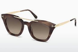 Ophthalmic Glasses Tom Ford FT0575 55K - Multi-coloured, Brown, Havanna