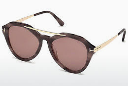 Lunettes de soleil Tom Ford FT0576 55Z - Multicolores, Brunes, Havanna