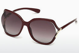 Ophthalmic Glasses Tom Ford FT0578 69T - Burgundy, Bordeaux, Shiny