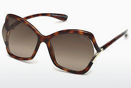 Ophthalmic Glasses Tom Ford FT0579 53K - Havanna, Yellow, Blond, Brown