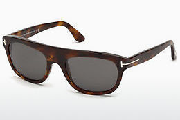 Lunettes de soleil Tom Ford FT0594 52A - Brunes, Dark, Havana