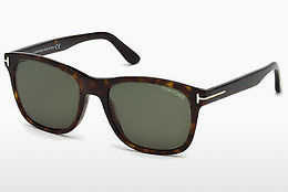 Lunettes de soleil Tom Ford FT0595 52N - Brunes, Dark, Havana