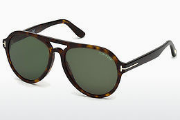 Ophthalmic Glasses Tom Ford FT0596 52N - Brown, Dark, Havana