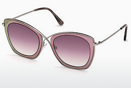 Ophthalmic Glasses Tom Ford FT0605 77T - Pink, Fuchsia