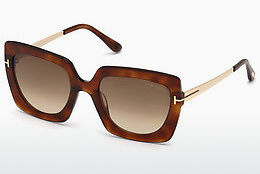 Ophthalmic Glasses Tom Ford FT0610 53F - Havanna, Yellow, Blond, Brown