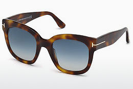 Ophthalmic Glasses Tom Ford FT0613 53W - Havanna, Yellow, Blond, Brown