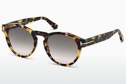 Lunettes de soleil Tom Ford FT0615 55B - Multicolores, Brunes, Havanna