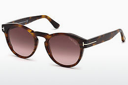 Lunettes de soleil Tom Ford FT0615 55T - Multicolores, Brunes, Havanna