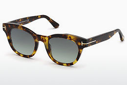 Lunettes de soleil Tom Ford FT0616 55P - Multicolores, Brunes, Havanna