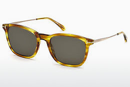 Lunettes de soleil Tom Ford FT0625 47A - Brunes, Bright