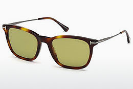 Lunettes de soleil Tom Ford FT0625 52N - Brunes, Dark, Havana