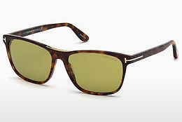 Lunettes de soleil Tom Ford FT0629 55N - Multicolores, Brunes, Havanna
