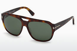 Lunettes de soleil Tom Ford FT0630 52N - Brunes, Dark, Havana
