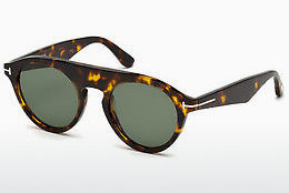 Lunettes de soleil Tom Ford FT0633 52A - Brunes, Dark, Havana