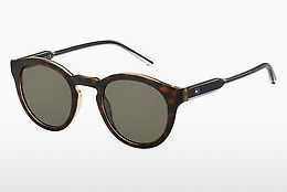 Ophthalmic Glasses Tommy Hilfiger TH 1443/S PAF/70 - Brown, Havanna